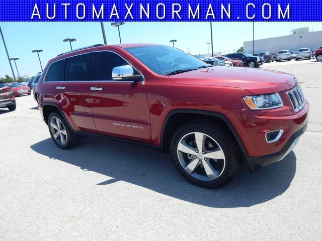 2014 jeep grand cherokee limited 4x4 limited 4dr suv for sale in norman oklahoma classified. Black Bedroom Furniture Sets. Home Design Ideas