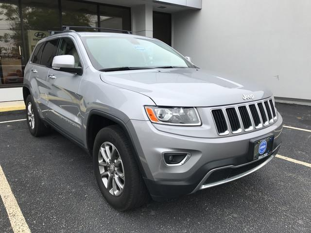2014 jeep grand cherokee limited 4x4 limited 4dr suv for sale in hyannis massachusetts. Black Bedroom Furniture Sets. Home Design Ideas