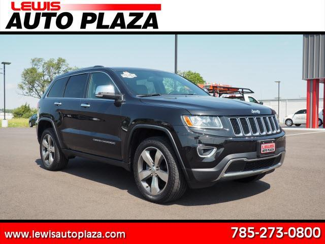 2014 jeep grand cherokee limited 4x4 limited 4dr suv for sale in topeka kansas classified. Black Bedroom Furniture Sets. Home Design Ideas