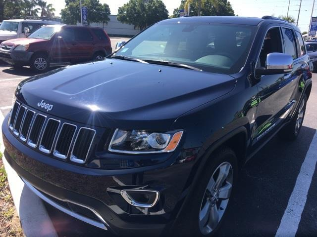 2014 jeep grand cherokee limited 4x4 limited 4dr suv for sale in port charlotte florida. Black Bedroom Furniture Sets. Home Design Ideas