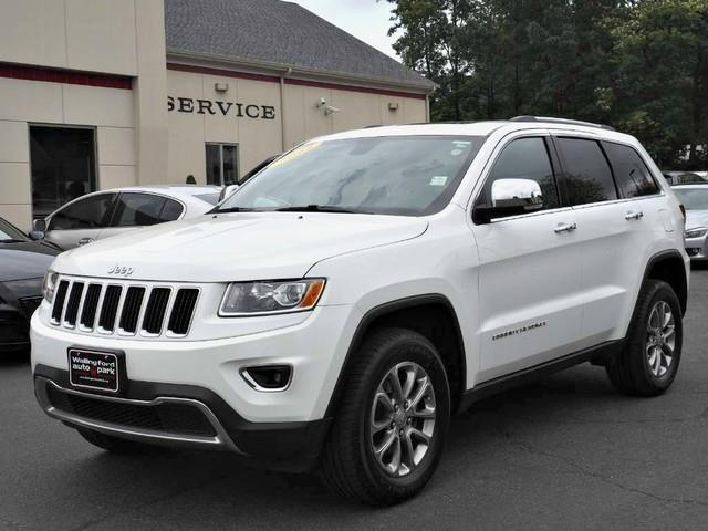 2014 jeep grand cherokee limited 4x4 limited 4dr suv for sale in wallingford connecticut. Black Bedroom Furniture Sets. Home Design Ideas
