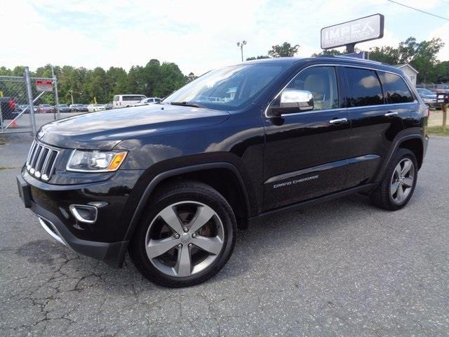 2014 jeep grand cherokee limited 4x4 limited 4dr suv for sale in greensboro north carolina. Black Bedroom Furniture Sets. Home Design Ideas