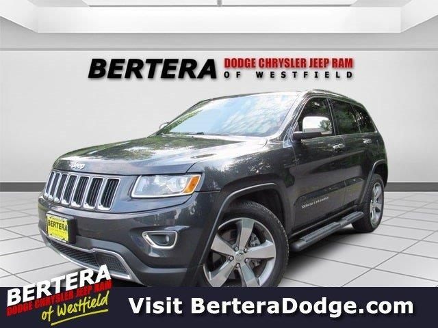 2014 jeep grand cherokee limited 4x4 limited 4dr suv for sale in montgomery massachusetts. Black Bedroom Furniture Sets. Home Design Ideas