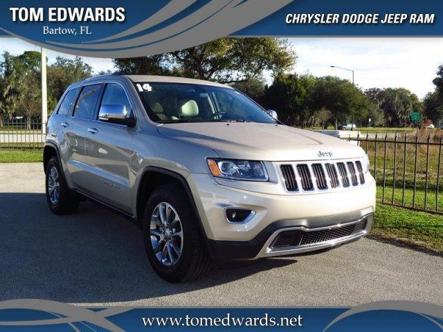 2014 jeep grand cherokee limited bartow fl for sale in bartow florida classified. Black Bedroom Furniture Sets. Home Design Ideas