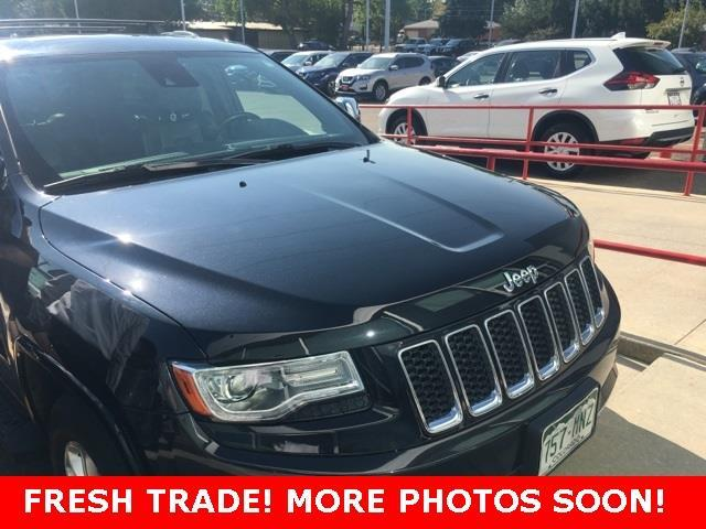 2014 jeep grand cherokee overland 4x4 overland 4dr suv for sale in longmont colorado classified. Black Bedroom Furniture Sets. Home Design Ideas