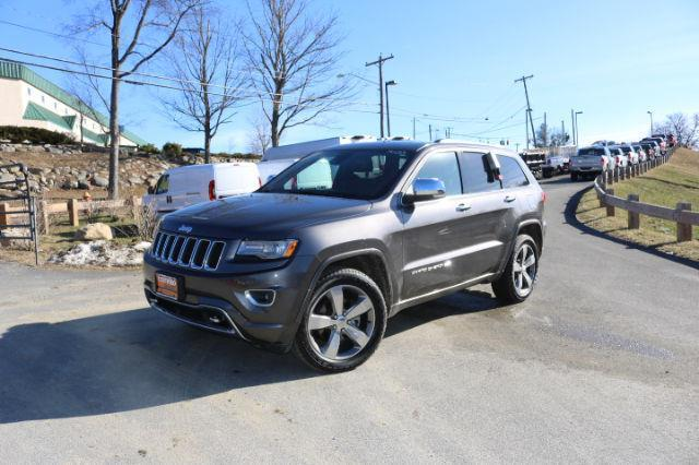 2014 jeep grand cherokee overland 4x4 overland 4dr suv for sale in carmel new york classified. Black Bedroom Furniture Sets. Home Design Ideas