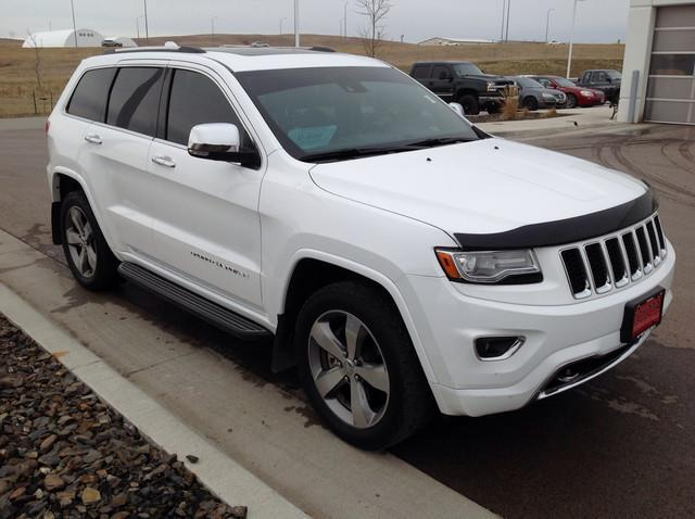 2014 jeep grand cherokee overland 4x4 overland 4dr suv for sale in jolly acres south dakota. Black Bedroom Furniture Sets. Home Design Ideas