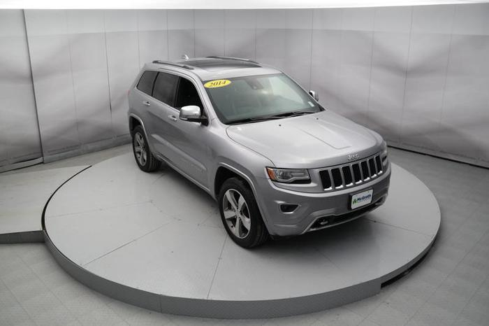 2014 jeep grand cherokee overland 4x4 overland 4dr suv for sale in dubuque iowa classified. Black Bedroom Furniture Sets. Home Design Ideas