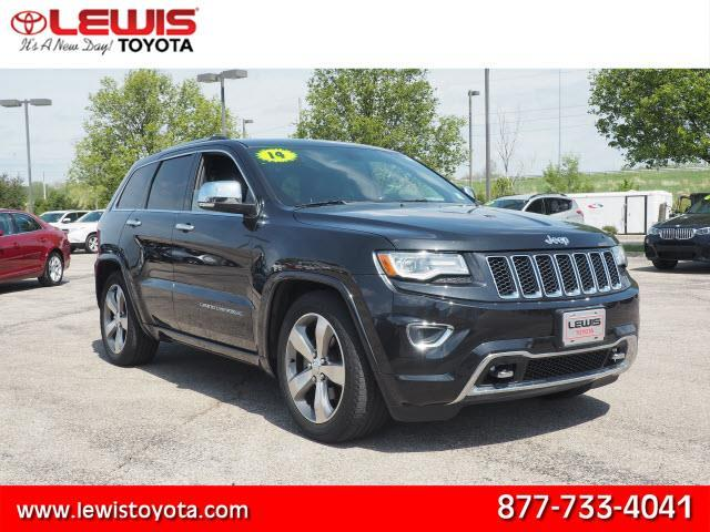 2014 jeep grand cherokee overland 4x4 overland 4dr suv for sale in topeka kansas classified. Black Bedroom Furniture Sets. Home Design Ideas