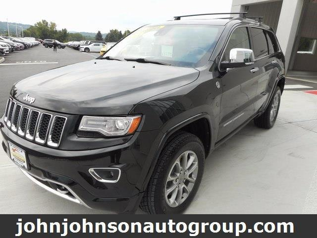 2014 jeep grand cherokee overland 4x4 overland 4dr suv for sale in. Cars Review. Best American Auto & Cars Review