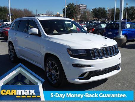 2014 Jeep Grand Cherokee SRT 4x4 SRT 4dr SUV