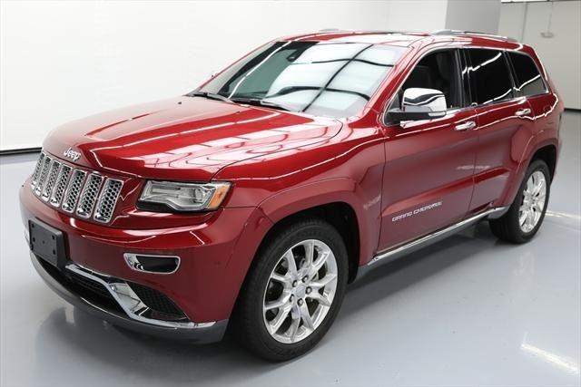 2014 jeep grand cherokee summit 4x2 summit 4dr suv for sale in dallas texas classified. Black Bedroom Furniture Sets. Home Design Ideas