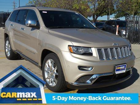 2014 Jeep Grand Cherokee Summit 4x2 Summit 4dr SUV