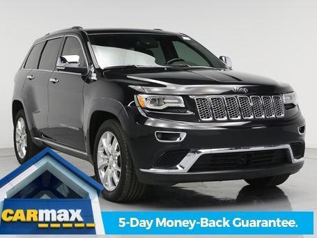 2014 jeep grand cherokee summit 4x2 summit 4dr suv for sale in shiloh illinois classified. Black Bedroom Furniture Sets. Home Design Ideas