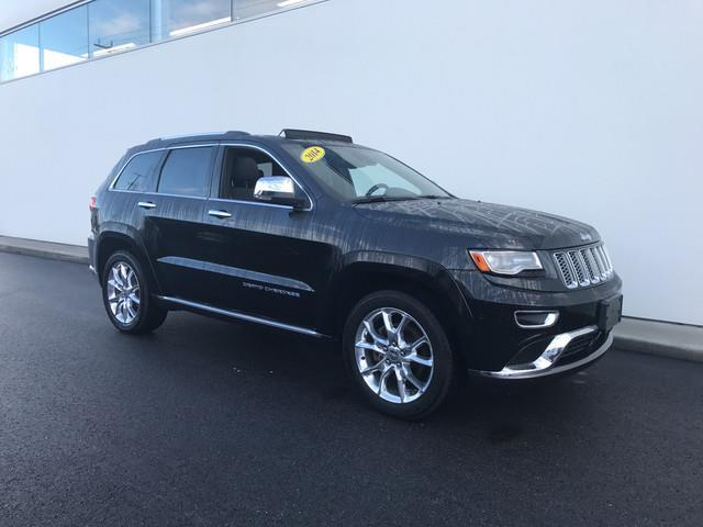 2014 jeep grand cherokee summit 4x4 summit 4dr suv for sale in hyannis massachusetts classified. Black Bedroom Furniture Sets. Home Design Ideas