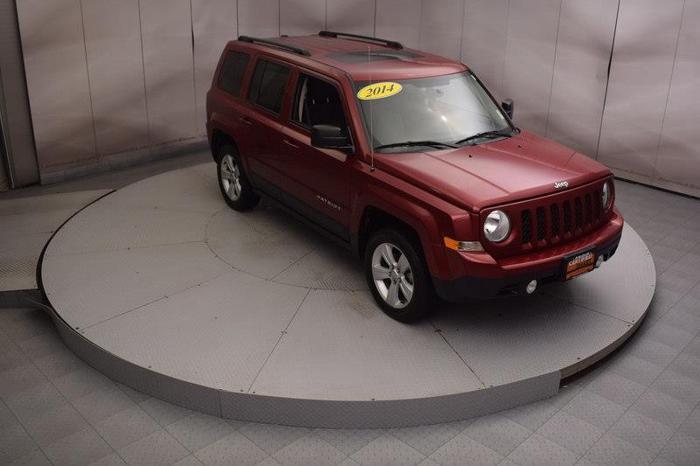 2014 jeep patriot latitude 4x4 latitude 4dr suv for sale in dubuque iowa classified. Black Bedroom Furniture Sets. Home Design Ideas