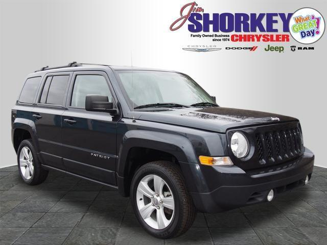 2014 Jeep Patriot Latitude 4x4 Latitude 4dr SUV