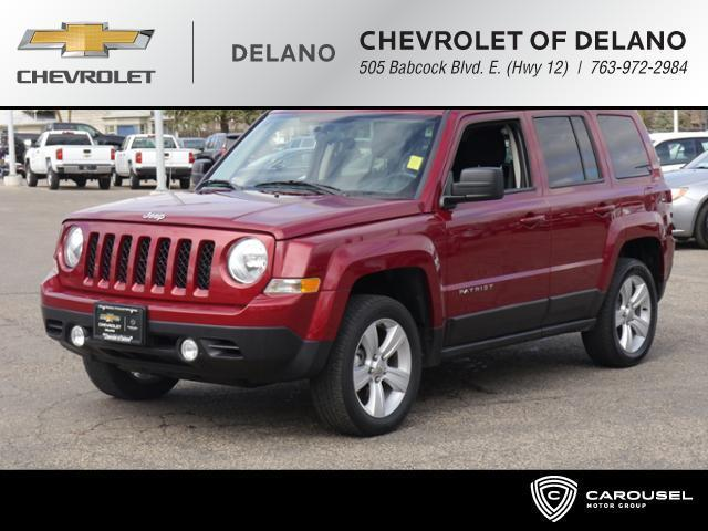 2014 jeep patriot latitude 4x4 latitude 4dr suv for sale in delano. Cars Review. Best American Auto & Cars Review