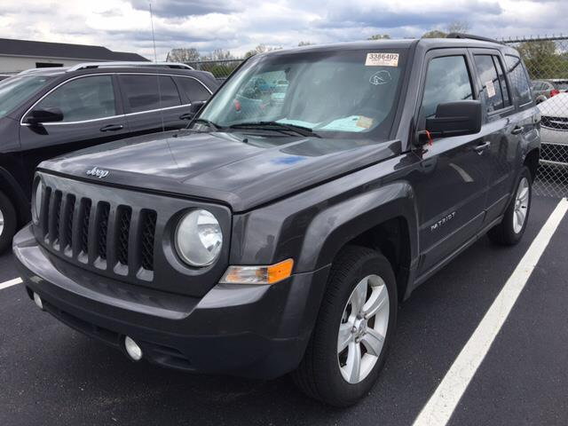 2014 jeep patriot latitude 4x4 latitude 4dr suv for sale in jackson michigan classified. Black Bedroom Furniture Sets. Home Design Ideas