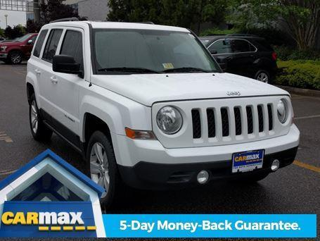 2014 jeep patriot latitude 4x4 latitude 4dr suv for sale in virginia. Cars Review. Best American Auto & Cars Review