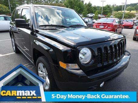 2014 Jeep Patriot Latitude Latitude 4dr SUV