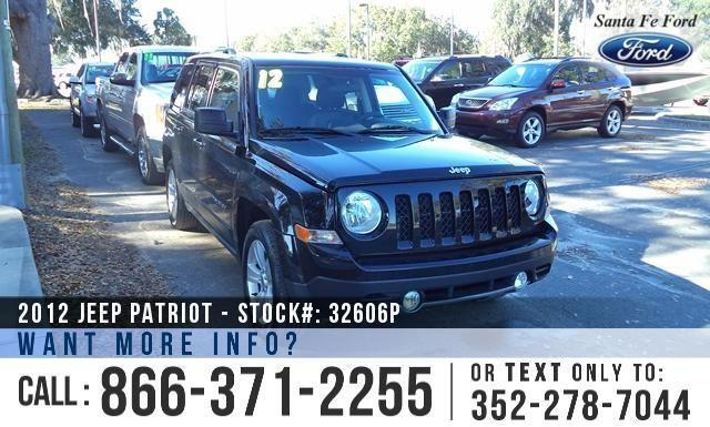 2014 Jeep Patriot Limited - Warranty - Leather Seats