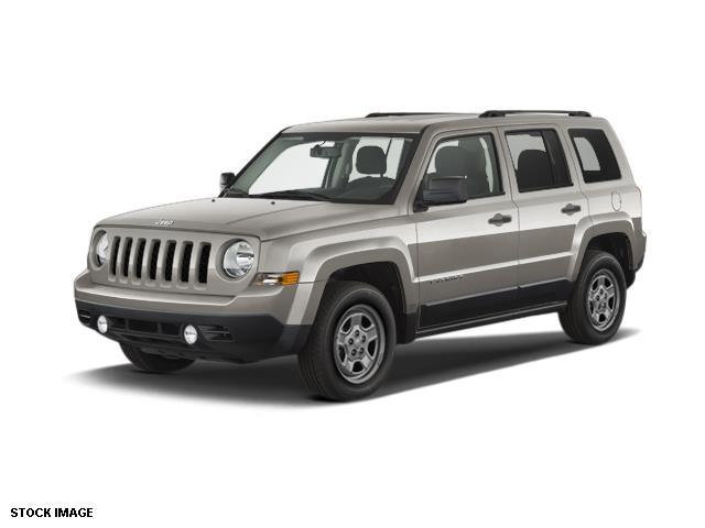 2014 Jeep Patriot Sport 4x4 Sport 4dr SUV