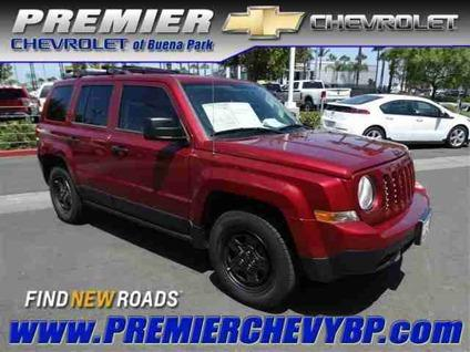2014 jeep patriot sport for sale in buena park california classified. Black Bedroom Furniture Sets. Home Design Ideas