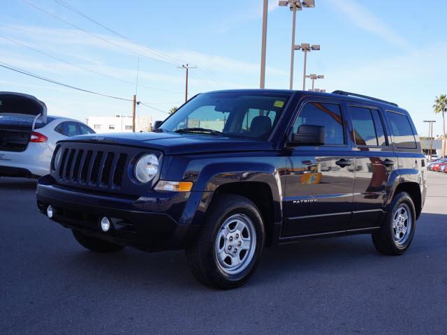 2014 jeep patriot sport sport 4dr suv for sale in tucson arizona classified. Black Bedroom Furniture Sets. Home Design Ideas