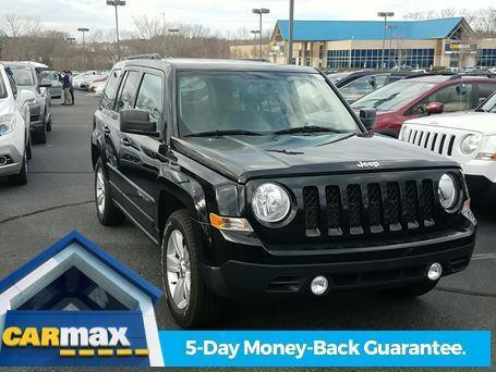 2014 Jeep Patriot Sport Sport 4dr SUV