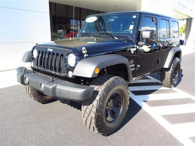 2014 jeep wrangler 4wd 4dr sport for sale in brooksville florida classified. Black Bedroom Furniture Sets. Home Design Ideas