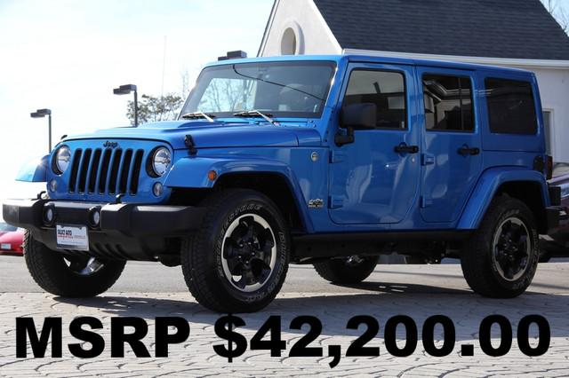 2014 jeep wrangler 4x4 sahara 4dr suv for sale in alexandria virginia classified. Black Bedroom Furniture Sets. Home Design Ideas