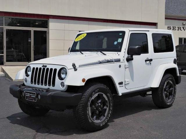 2014 jeep wrangler polar edition 4x4 polar edition 2dr suv for sale in wallingford connecticut. Black Bedroom Furniture Sets. Home Design Ideas