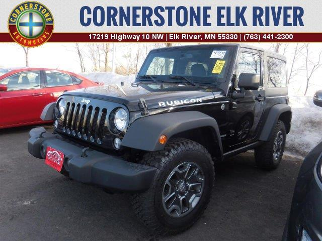 2014 jeep wrangler rubicon 4x4 rubicon 2dr suv for sale in otsego minnesota classified. Black Bedroom Furniture Sets. Home Design Ideas