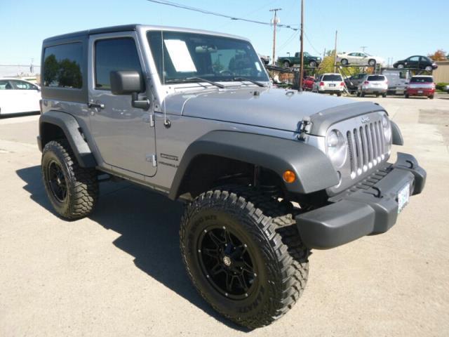 2014 jeep wrangler sport 4x4 sport 2dr suv for sale in eugene oregon classified. Black Bedroom Furniture Sets. Home Design Ideas