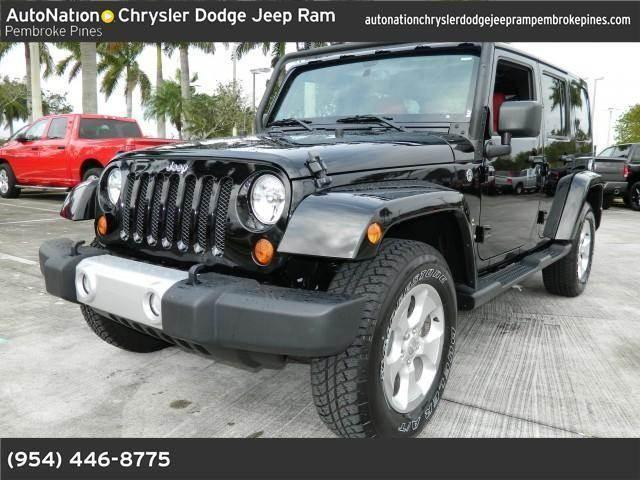 2014 jeep wrangler unlimited for sale in hollywood florida classified. Black Bedroom Furniture Sets. Home Design Ideas