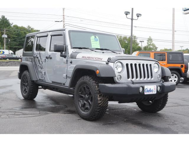 2014 jeep wrangler unlimited rubicon 4x4 rubicon 4dr suv for sale in augusta maine classified. Black Bedroom Furniture Sets. Home Design Ideas