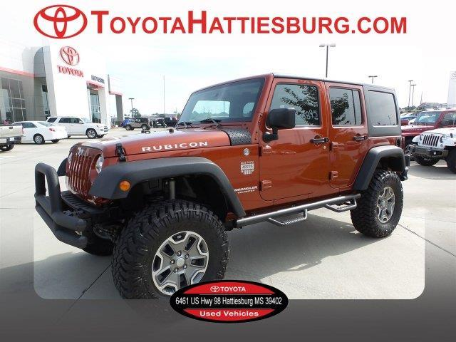 2014 jeep wrangler unlimited rubicon 4x4 rubicon 4dr suv for sale in hattiesburg mississippi. Black Bedroom Furniture Sets. Home Design Ideas