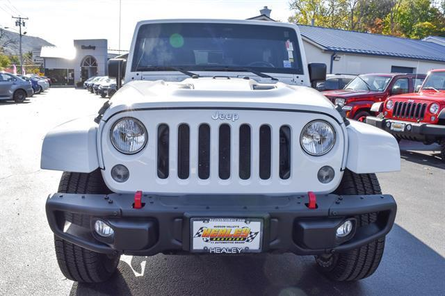 2014 Jeep Wrangler Unlimited Rubicon X 4x4 Rubicon X