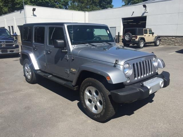 2014 jeep wrangler unlimited sahara 4x4 sahara 4dr suv for sale in batavia new york classified. Black Bedroom Furniture Sets. Home Design Ideas