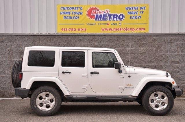 2014 jeep wrangler unlimited sahara 4x4 sahara 4dr suv for sale in chicopee massachusetts. Black Bedroom Furniture Sets. Home Design Ideas