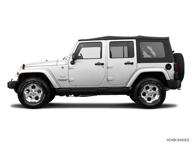 2014 Jeep Wrangler Unlimited Sahara 4x4 Sahara 4dr SUV
