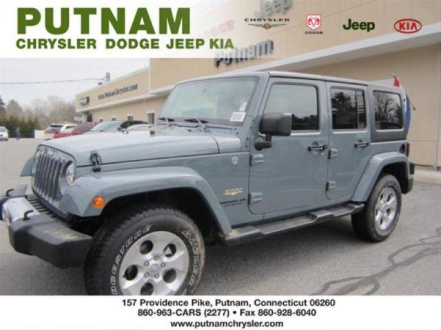 2014 jeep wrangler unlimited sahara for sale in east putnam. Cars Review. Best American Auto & Cars Review