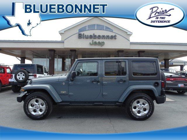 2014 jeep wrangler unlimited sahara new braunfels tx for sale in. Cars Review. Best American Auto & Cars Review