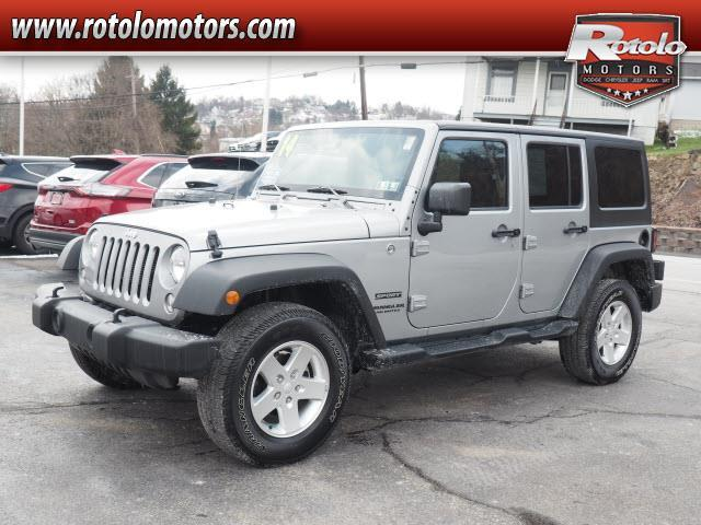 2014 jeep wrangler unlimited sport 4x4 sport 4dr suv for sale in. Cars Review. Best American Auto & Cars Review
