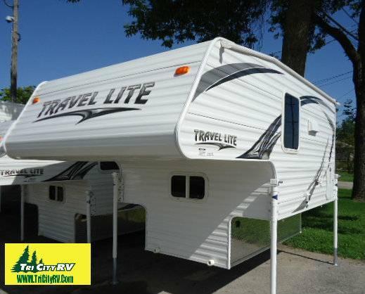 2014 Journey Lite 770SL Truck Camper - for Sale in Bay City