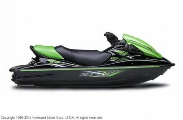 2014 Kawasaki STX-15F - $9499