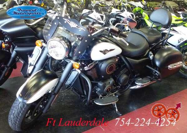 2014 Kawasaki Vulcan 1700 Nomad Abs For Sale In Miami