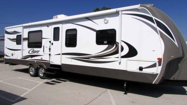 2014 Keystone Rv Cougar Xlite 31rks New Travel Trailer
