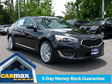 2014 Kia Cadenza Limited Limited 4dr Sedan For Sale In